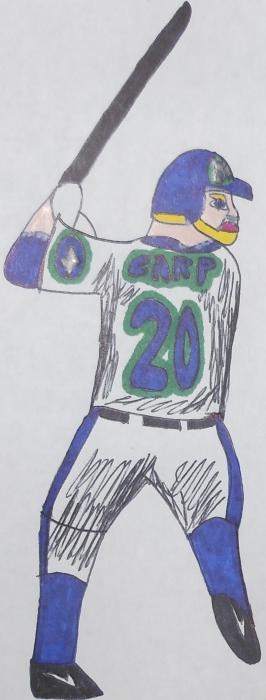 Mike Carp par armattock